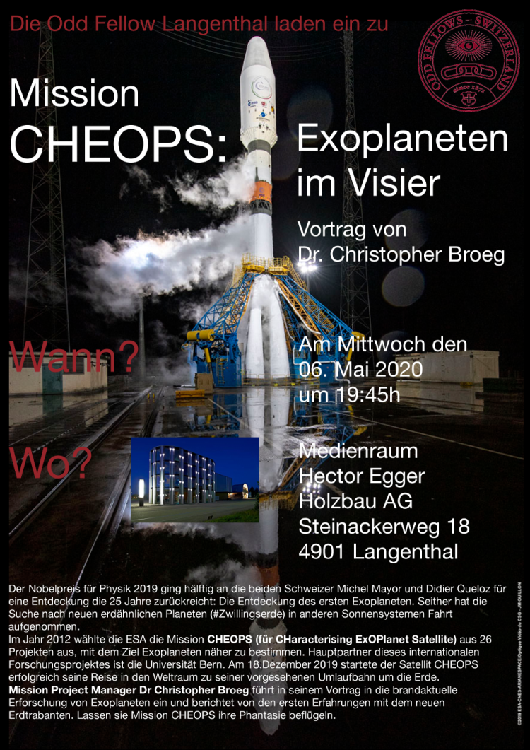 Flyer CHEOPS2 small2021